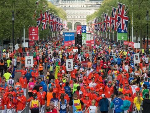 London Marathon 2018 road closures and travel advice for Sunday's race