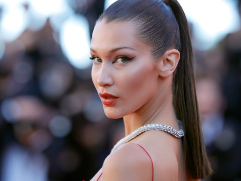 Don't ask Bella Hadid if she has lip fillers: 'You can do a scan on my face, darling'