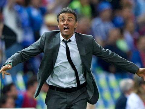 Arsenal board pull out of move for 'self-absorbed' Luis Enrique