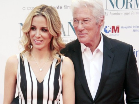 Richard Gere 'to marry 35-year-old girlfriend Alejandra Silva next month'