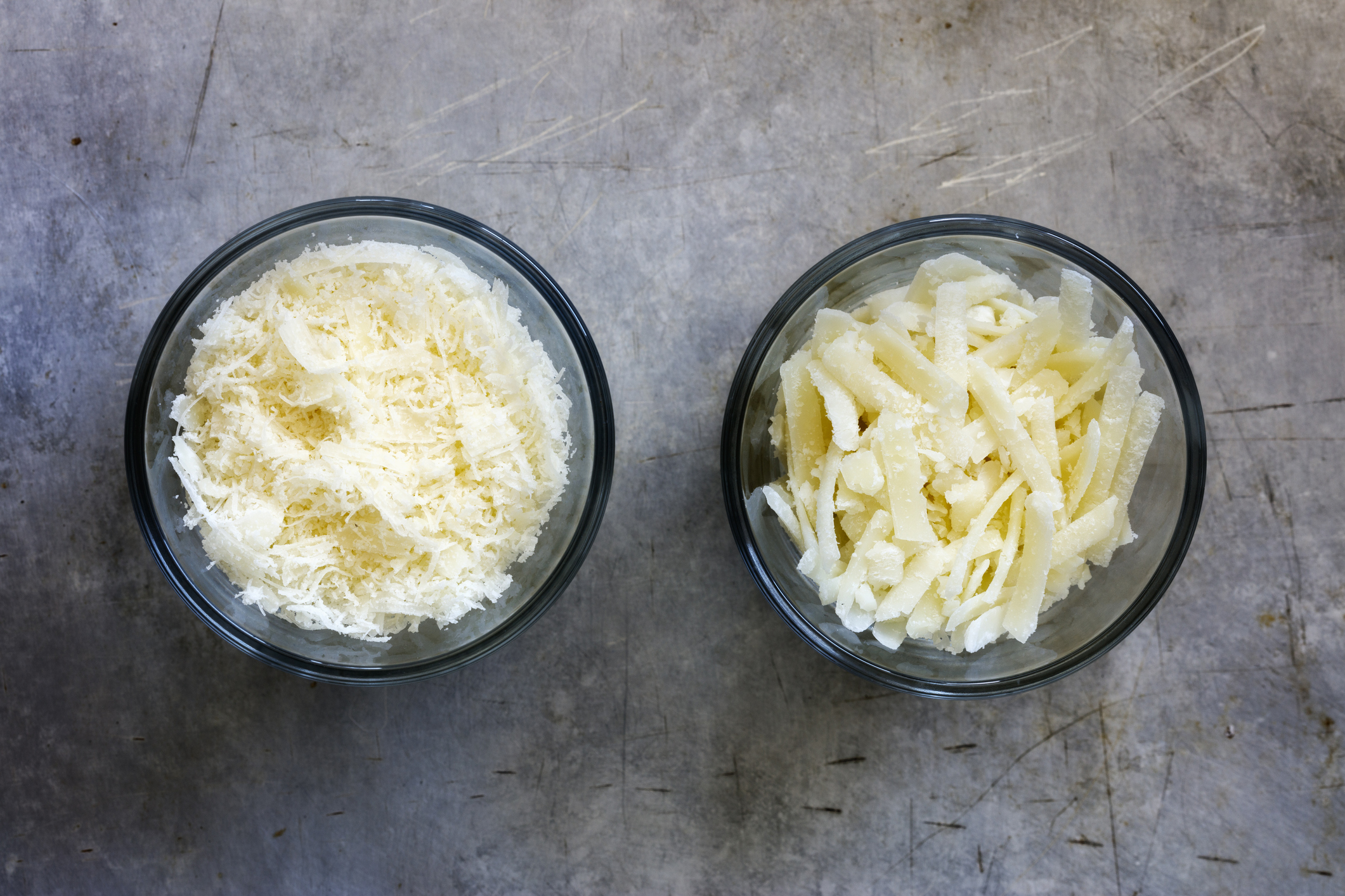 Why is Parmesan cheese not vegetarian?
