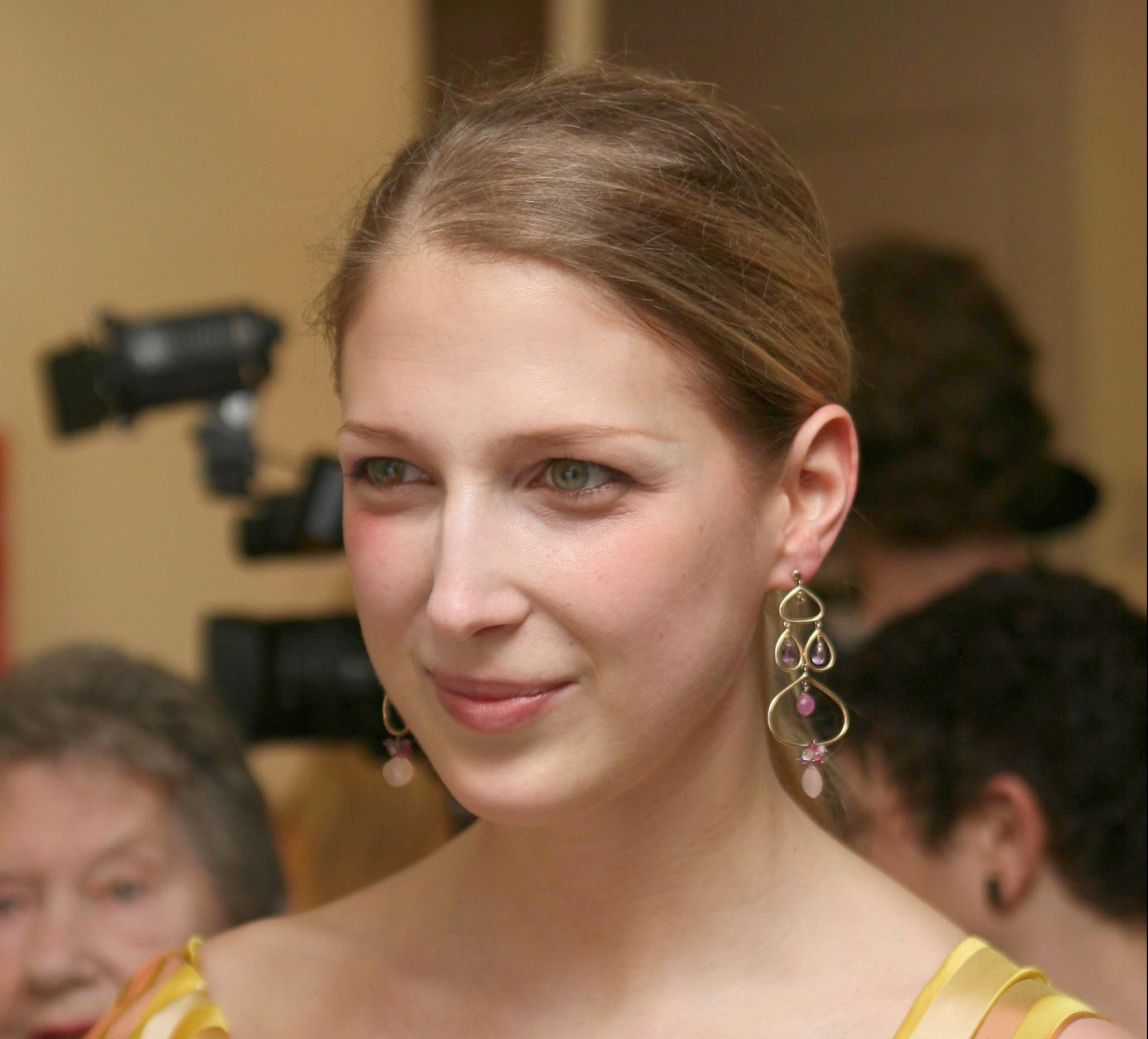 Who is Lady Gabriella Windsor and how is she related to the Queen and the Royal Family?