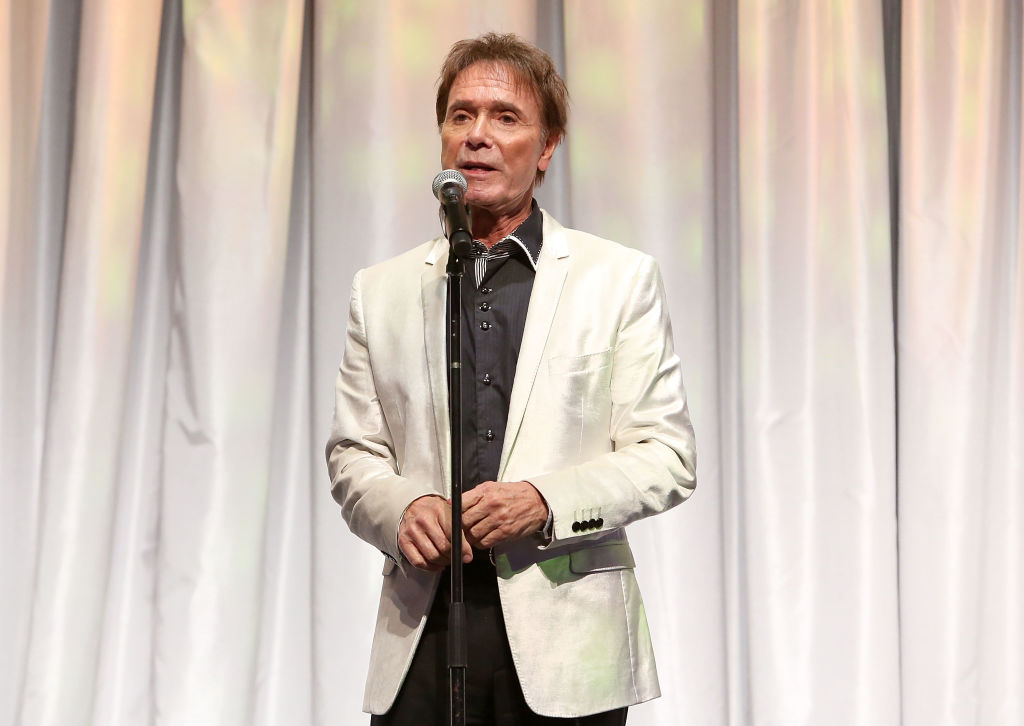 You can actually watch Cliff Richard in the cinema and celebrate his birthday