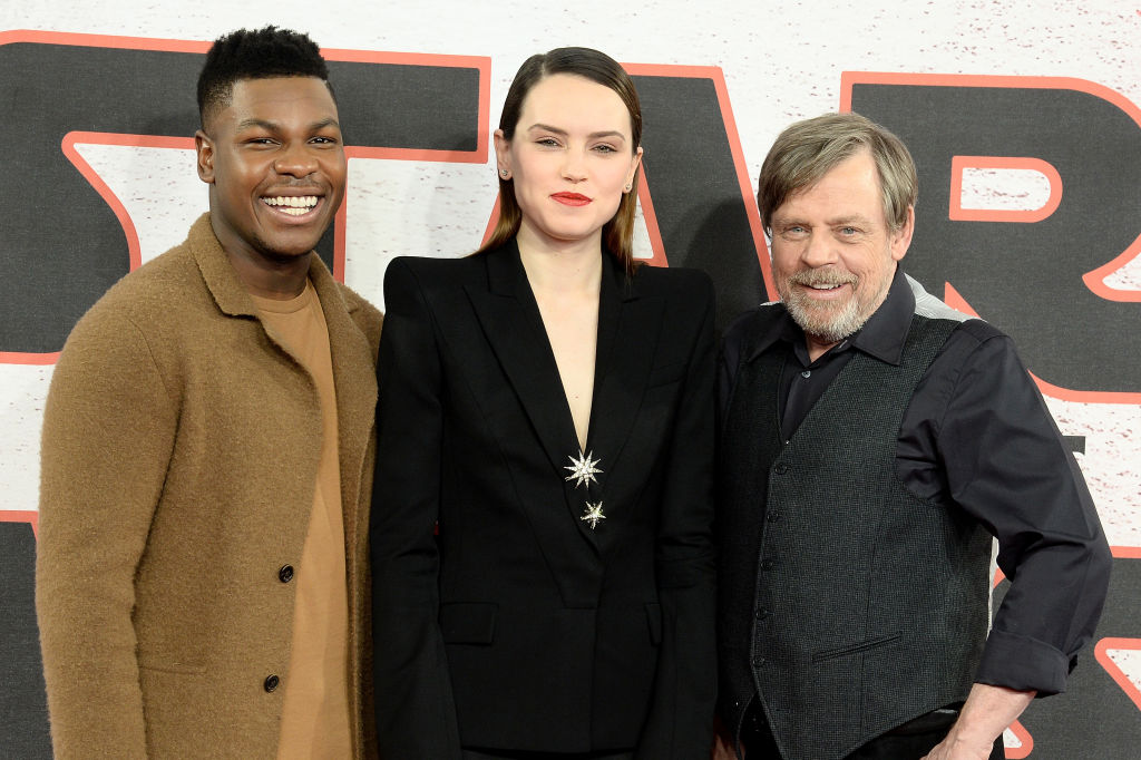When is The Last Jedi out on DVD?