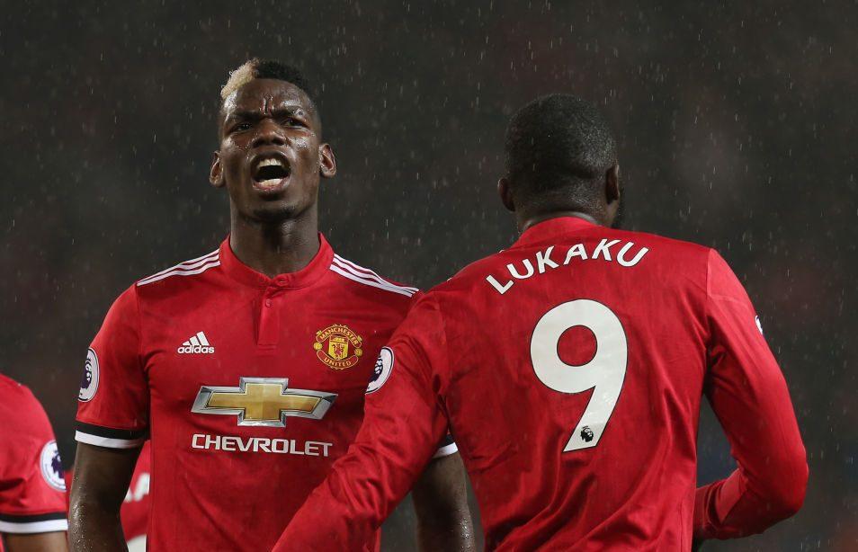 Romelu Lukaku and Marcus Rashford distancing themselves from Paul Pogba over Jose Mourinho feud
