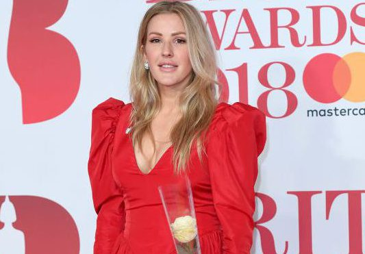 Ellie Goulding admits Brits speech wasn't her idea: 'I didn't want to say no'