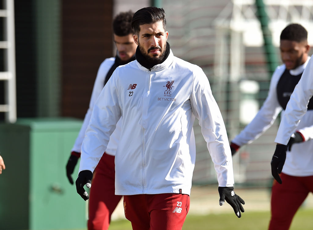 Juventus want to wrap up Emre Can transfer deal imminently, says Beppe Marotta