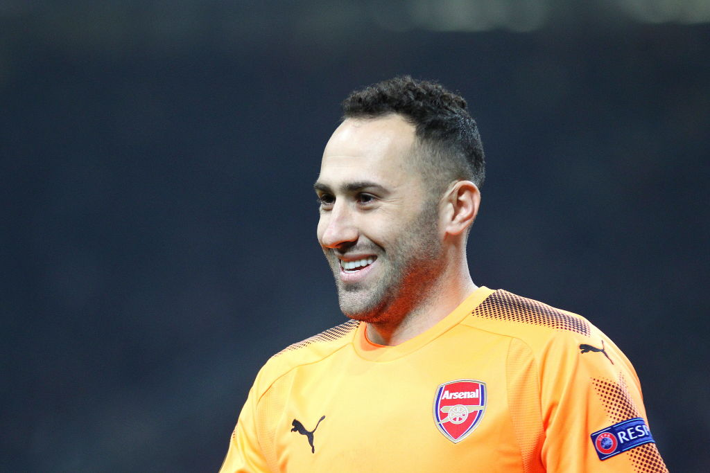 David Ospina starts for Arsenal against Atletico Madrid but Diego Costa is benched
