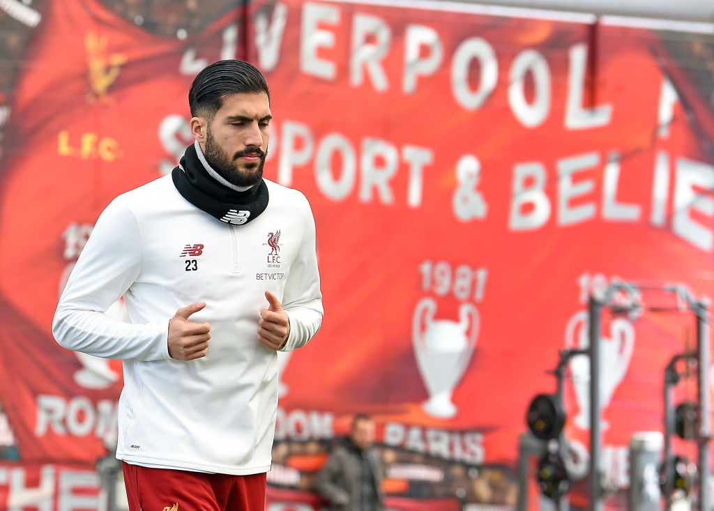 Emre Can agrees Liverpool exit and shakes hands on five-year Juventus contract