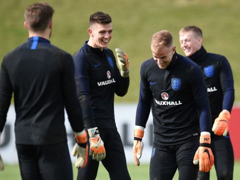Joe Hart should be England's first-choice goalkeeper, claims David Seaman