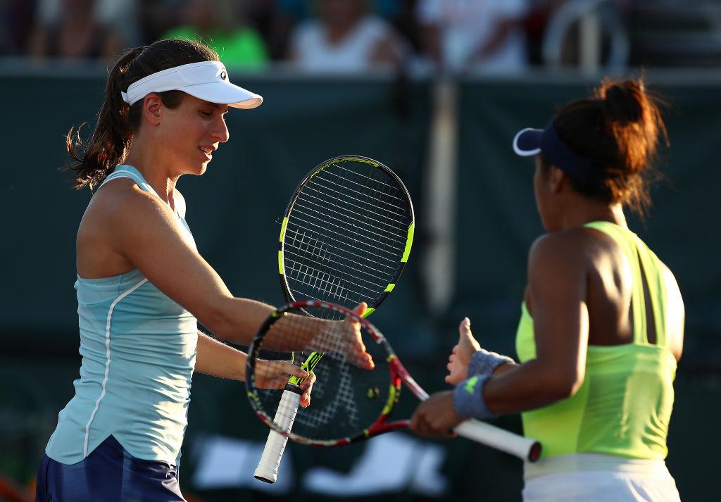 Johanna Konta and Heather Watson suffer Fed Cup heartbreak as Japan defeat Great Britain