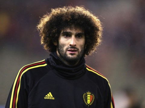 The SIX clubs in contact with Marouane Fellaini over Manchester United transfer