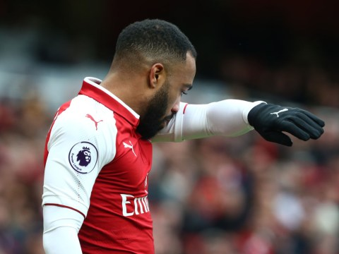 Arsene Wenger provides Alexandre Lacazette injury boost ahead of CSKA Moscow tie