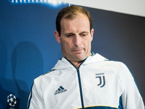 Max Allegri ready and waiting to replace Antonio Conte as Chelsea manager