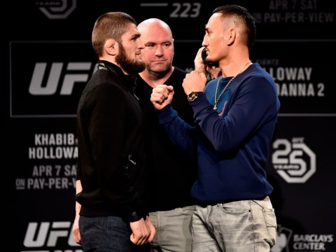 UFC 223 main event called off as Max Holloway is deemed 'medically unfit' to fight Khabib Nurmagomedov