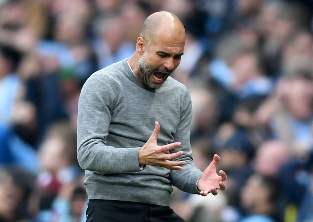 Fernandinho reveals how Pep Guardiola has reacted to Liverpool and Man Utd defeats