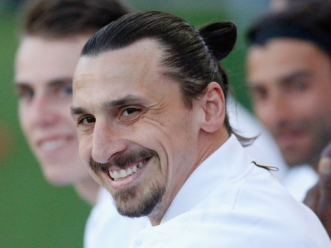 Zlatan Ibrahimovic hints he's ready to represent Sweden at 2018 World Cup