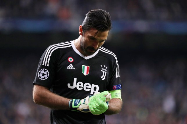 info for 3c6b9 48117 Gianluigi Buffon appears to confirm retirement after Real ...