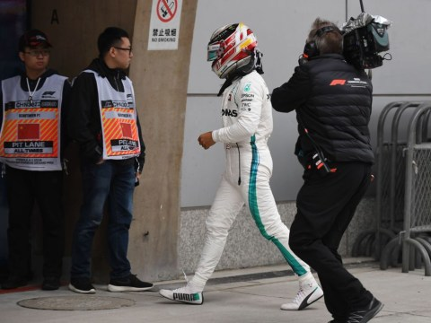 Lewis Hamilton speaks out on Ferrari form as difficult start to F1 season continues in China