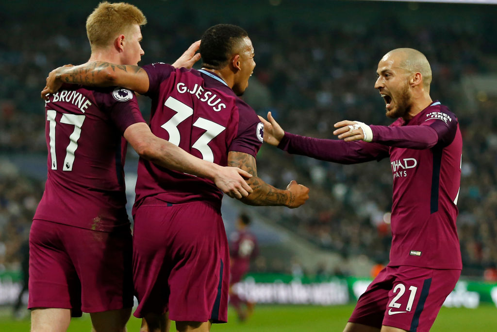 Manchester City crowned Premier League champions as West Brom defeat Manchester United