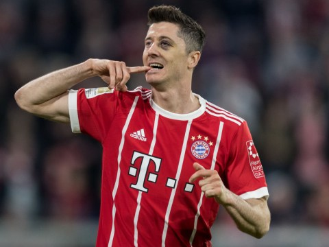 Robert Lewandowski breaks silence amid Chelsea and Real Madrid transfer links