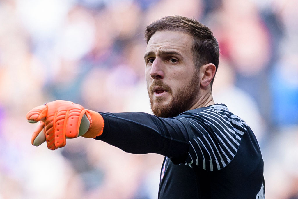 Jan Oblak refuses to rule out Atletico Madrid exit amid Liverpool transfer speculation