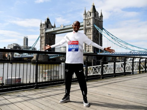London Marathon odds make Mo Farah sixth favourite to win Sunday's race