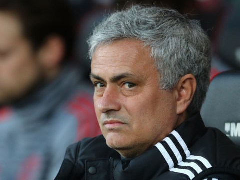 Jose Mourinho admits Manchester United may NEVER be able to catch rivals Manchester City