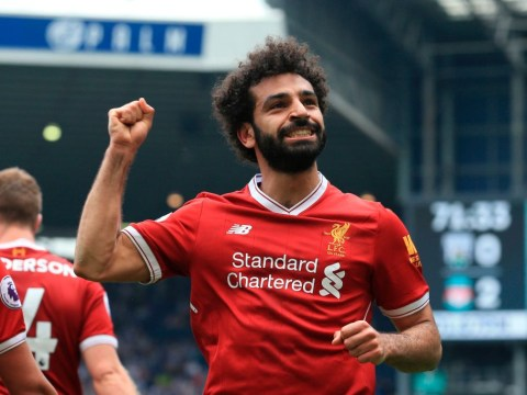 Mohamed Salah sends class message to injured Arsenal star Mohamed Elneny