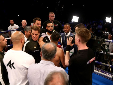 Amir Khan wants to face Adrien Broner next after explosive comeback