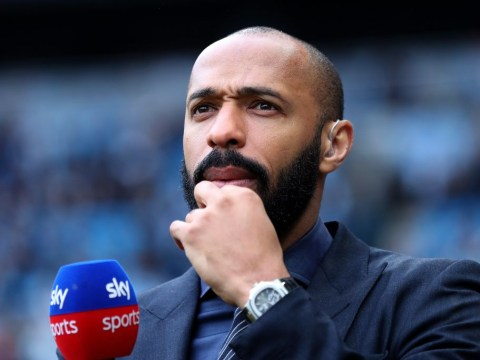 Thierry Henry names forgotten Arsenal star who should be rated among Premier League's best