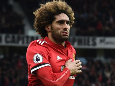 Jose Mourinho wants Marouane Fellaini to stay at Manchester United