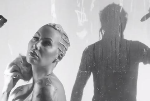 Amber Rose preaches self-love as she goes nude for sex toy ad