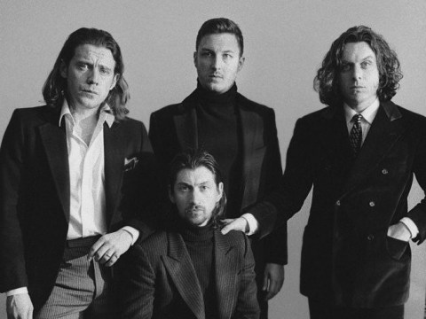 Arctic Monkeys are really not keen on releasing new music before album drops