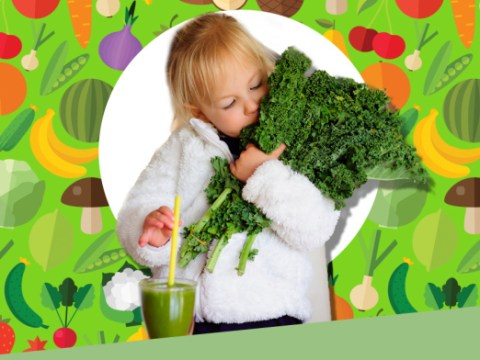We've all turned into kids when it comes to eating veg
