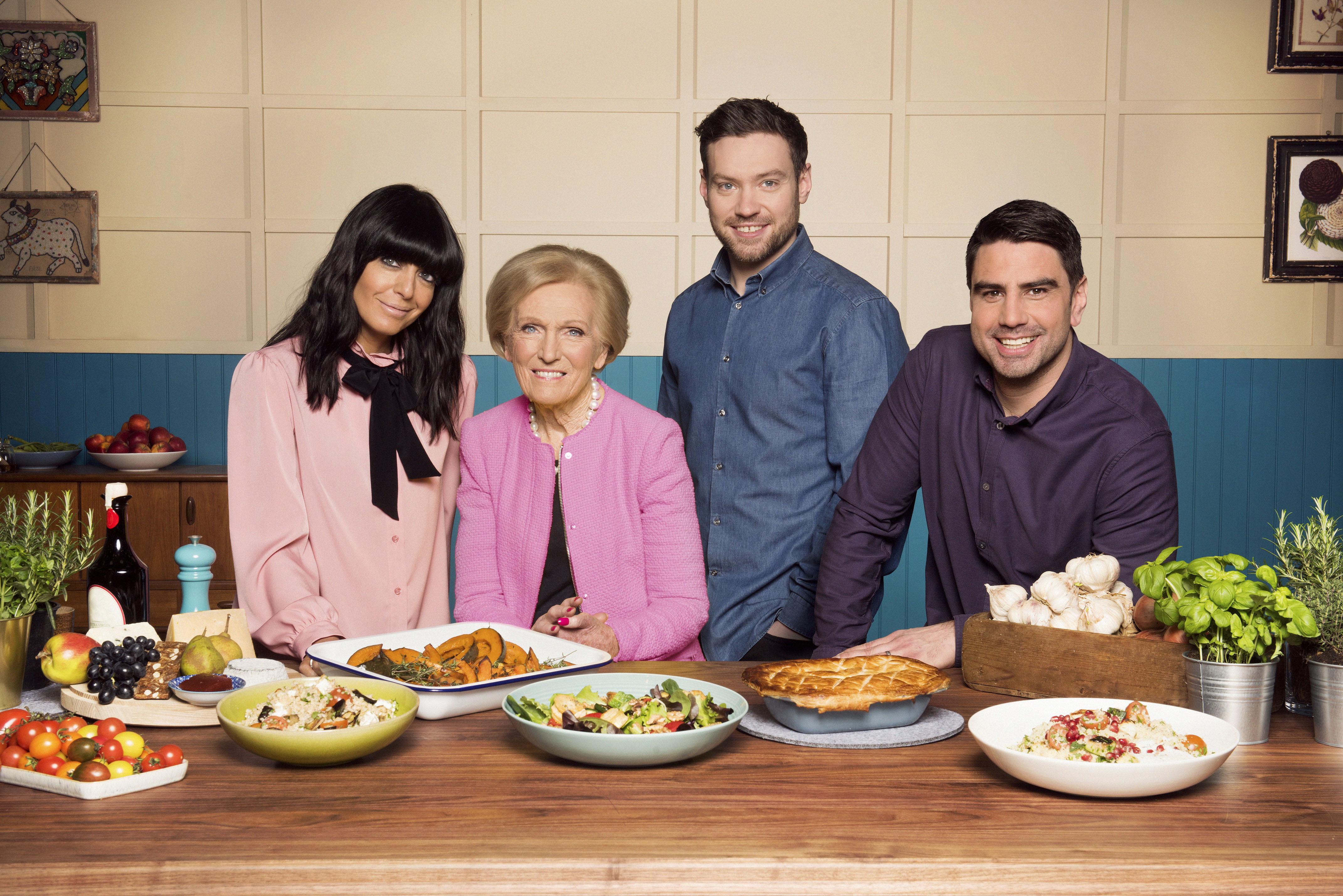 Meet the ten contestants battling to be Britain's Best Home Cook with Mary Berry