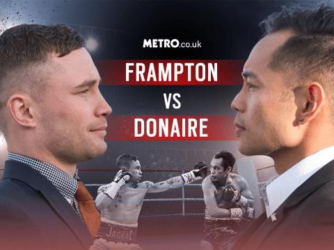 Carl Frampton vs Nonito Donaire Metro.co.uk Big Fight Preview: Make or break for the Belfast man?