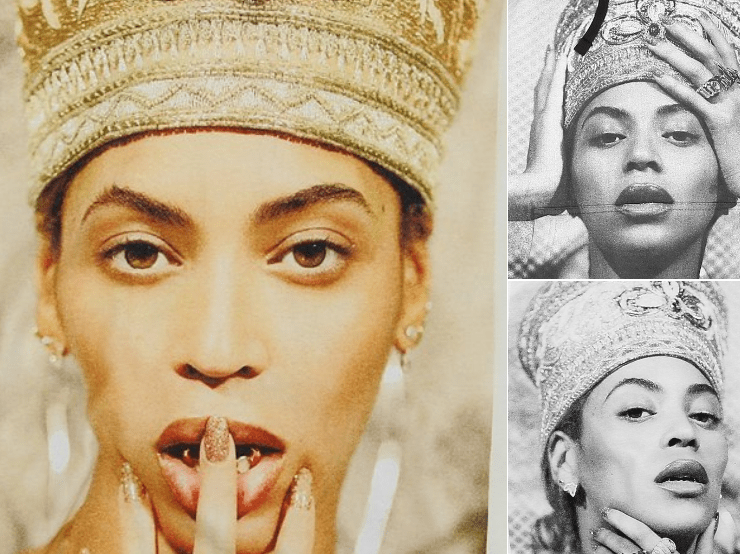Beyoncé's been called out for appropriating Egyptian culture and it's confusing
