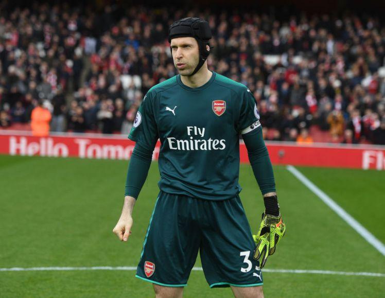 Arsene Wenger explains why David Ospina starts over Petr Cech against Stoke City