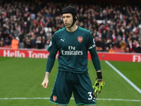 Arsene Wenger explains why David Ospina starts over Petr Cech against Stoke City