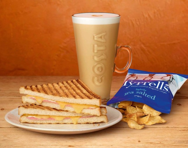 Costa meal deal