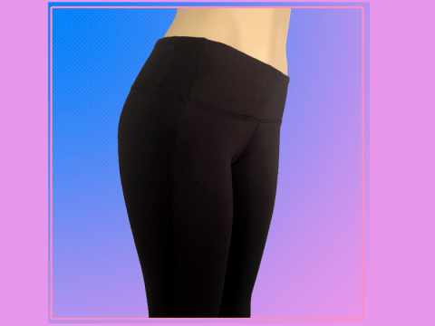 Someone's made crotchless yoga pants so you can get dirty in downward dog