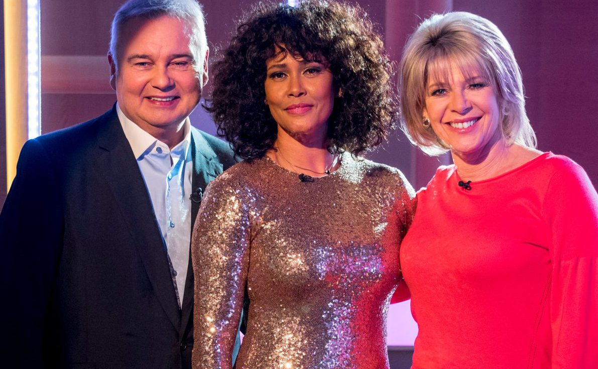 This Morning viewers fuming as Whitney Houston impersonator 'makes Ruth size jibe'