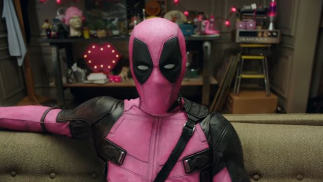 Ryan Reynolds is giving away a pink Deadpool suit for new 'f**k cancer' campaign