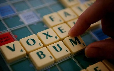 300 new words have been added to the official Scrabble dictionary