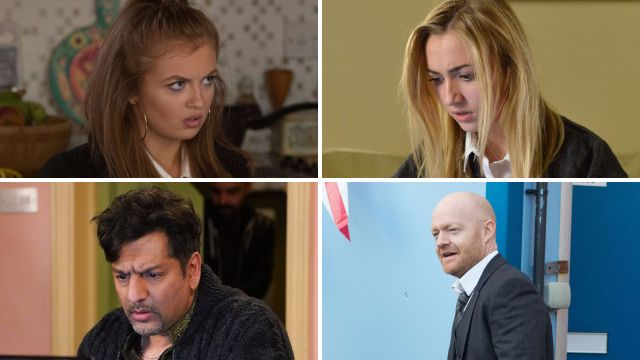 10 EastEnders spoilers: Child kidnap, Max's big bombshell and Kat's crime