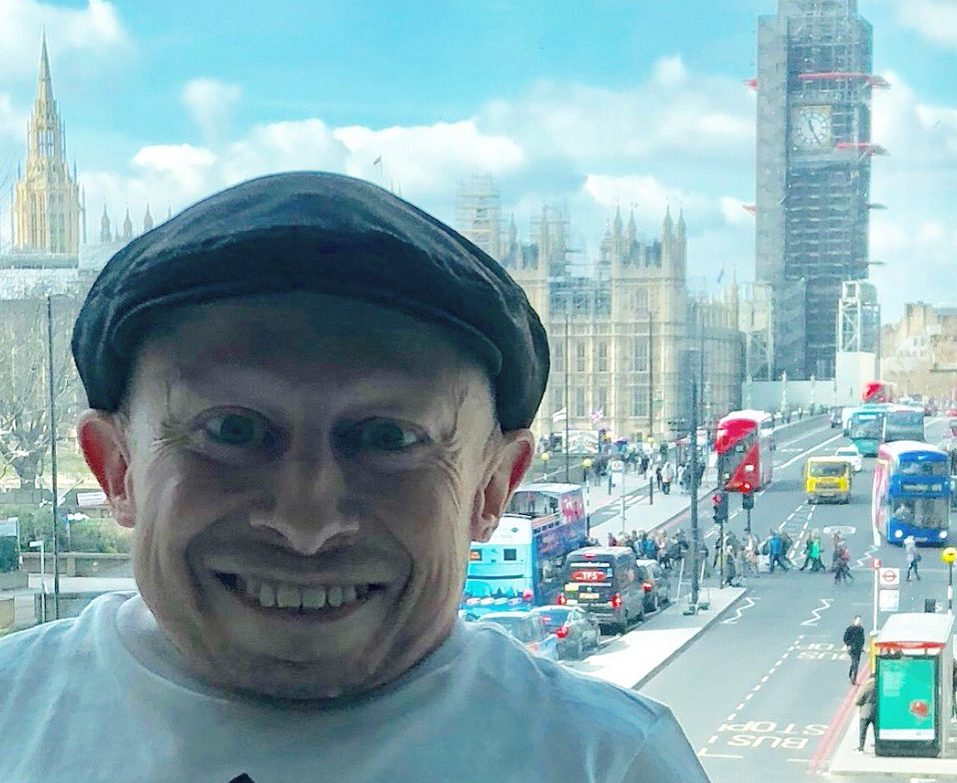 Verne Troyer's last Instagram posts show him enjoying London trip