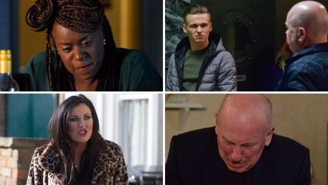 10 EastEnders spoilers: Phil's murderous revenge, Woody returns and Hayley's scheme