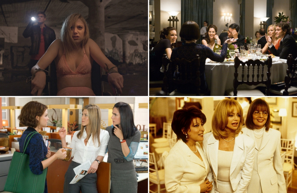 10 films to watch after you've just been dumped