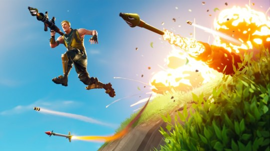 Fortnite Update Adds Thermal Assault Rifle And The Return Of Two